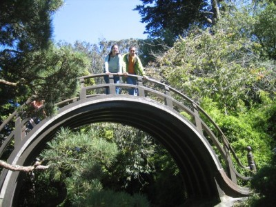 Tea Garden in Golden Gate Park
