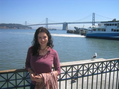 outside the Ferry Building