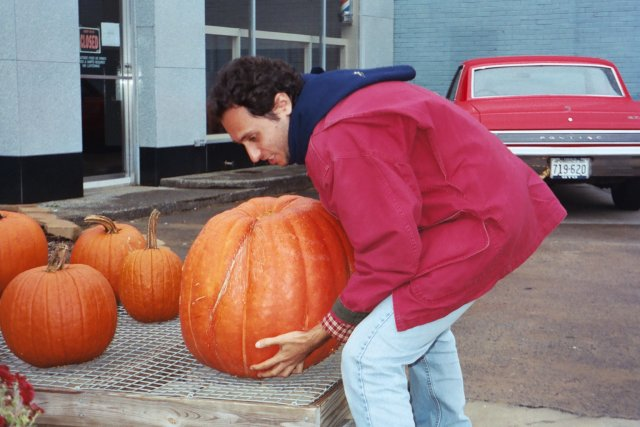 the pumpkin personality test: ron's results