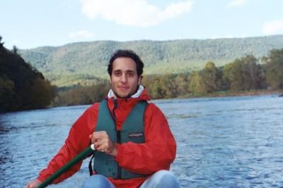 canoeing the shenandoah river