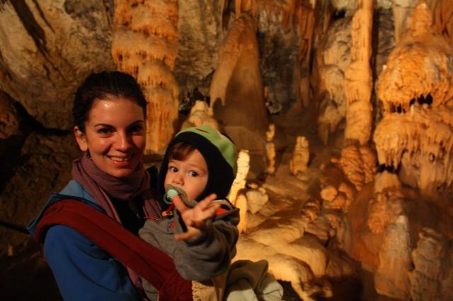Postojna jama (cave)