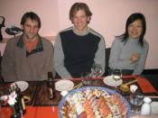 Highlight for Album: Sushi Night