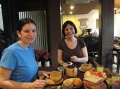 delicious breakfast at the Old Bangkok Inn