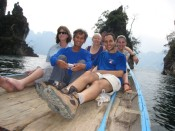 leaving Khao Sok