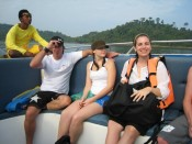 on our way to the Similan Islands
