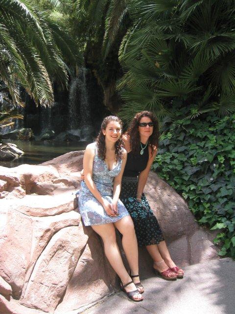 at the Flamingo