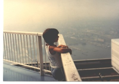world trade center observation deck (aug-01-1979)